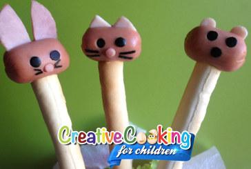 Würstel pop – puppet