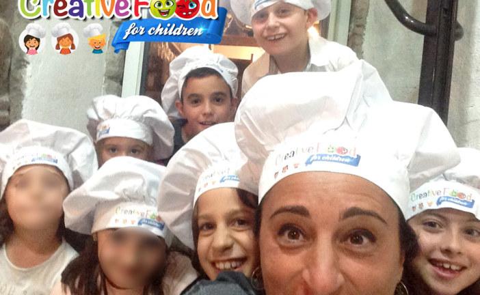 Laboratorio cucina per bambini