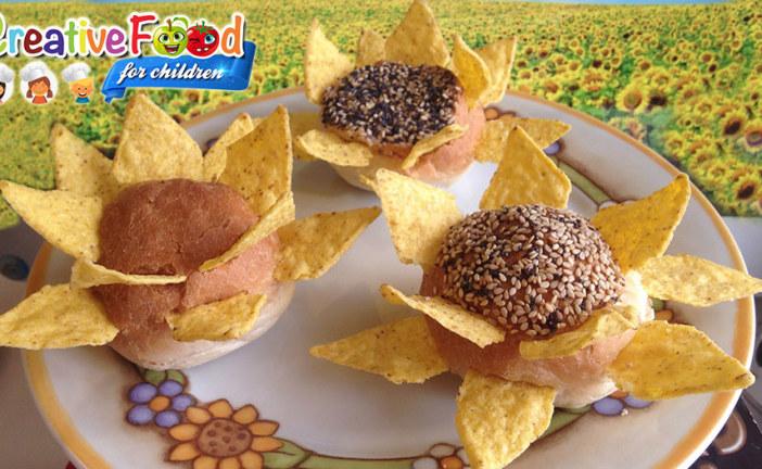 Girasole sandwich