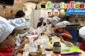 Laboratorio di cucina per bambini (FOOD ART) – Halloween