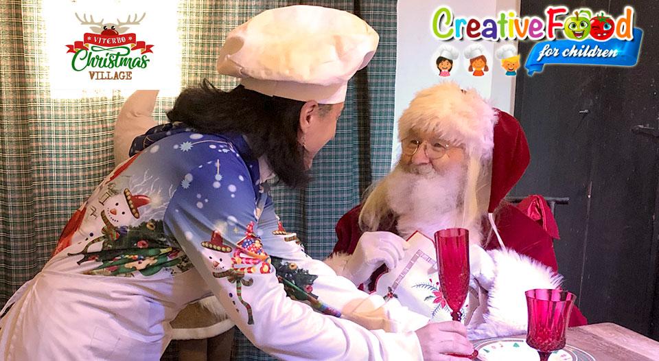 Viterbo Christmas Village Corsi Di Cucina Per Bambini Creative Cooking