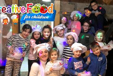 Pinocchio- laboratorio di cucina per bambini – Food art