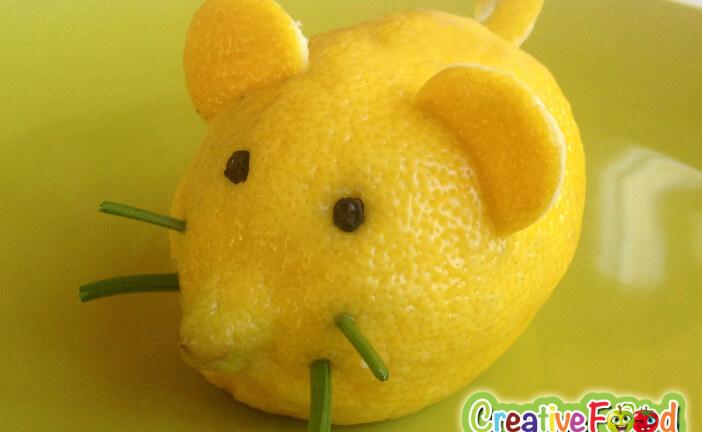 topo limone