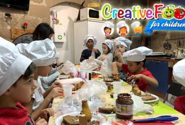 Laboratorio di cucina per bambini (FOOD ART) – Halloween