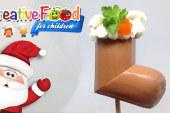 Stivale di Babbo Natale