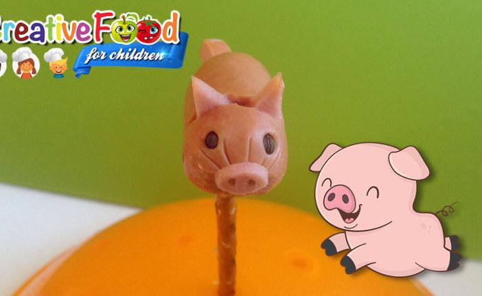 pig pop – puppet