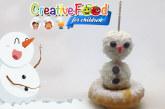 Raffaello il pupazzo di neve