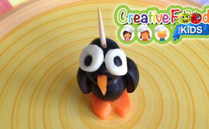 Pinguino allucinato