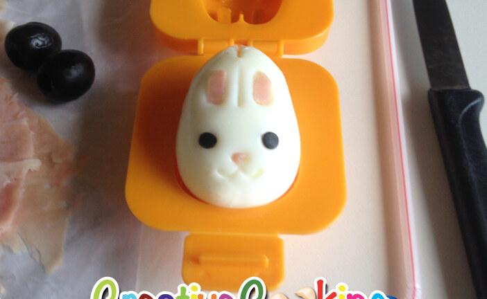 Coniglio con uovo sodo