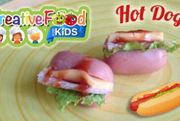 Hot dog a modo  mio