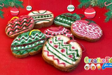 Palle di Natale da mangiare