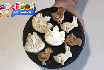 personaggi con funghi prataioli